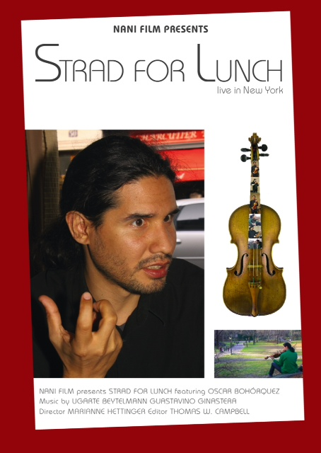 Strad For Lunch poster